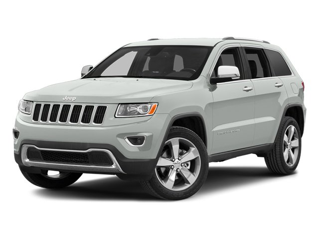 2014 Jeep Grand Cherokee Limited RWD 4dr Limited Regular Unleaded V-6 3.6 L/220 [9]