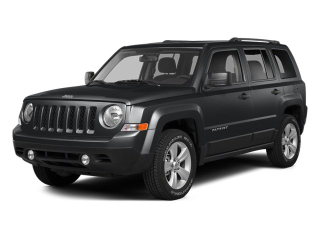 2014 Jeep Patriot Sport 4WD 4dr Sport Regular Unleaded I-4 2.4 L/144 [42]