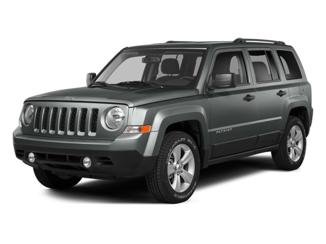 2014 Jeep Patriot Latitude FWD 4dr Latitude Regular Unleaded I-4 2.4 L/144 [13]