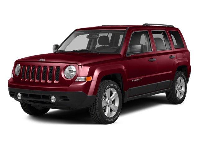 2014 Jeep Patriot Latitude 4WD 4dr Latitude Regular Unleaded I-4 2.4 L/144 [8]