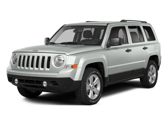 2014 Jeep Patriot Latitude 4WD 4dr Latitude Regular Unleaded I-4 2.4 L/144 [2]