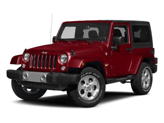 2014 Jeep Wrangler Sport 4WD 2dr Sport V-6 3.6 L/220 [0]