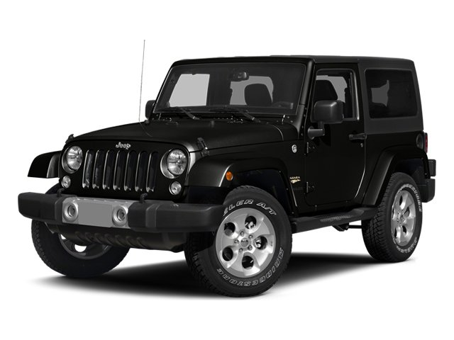 2014 Jeep Wrangler Willys Wheeler