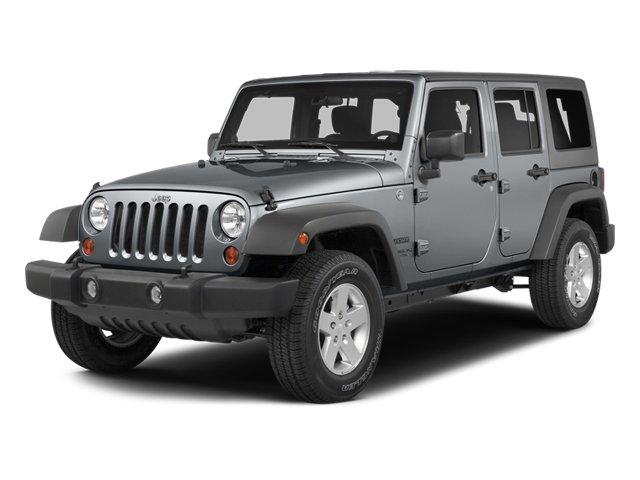 2014 Jeep Wrangler Unlimited Sport 4WD 4dr Sport Regular Unleaded V-6 3.6 L/220 [3]