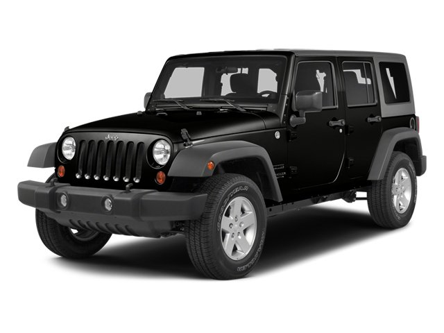 2014 Jeep Wrangler Unlimited Sport 4WD 4dr Sport Regular Unleaded V-6 3.6 L/220 [7]