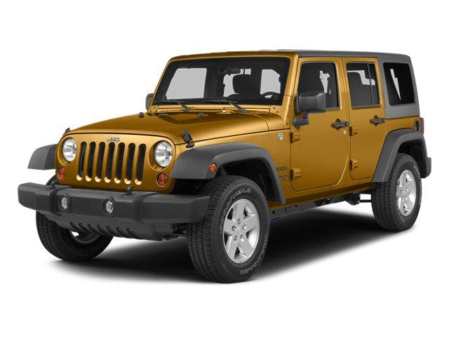 2014 Jeep Wrangler Unlimited Sport 4WD 4dr Sport Regular Unleaded V-6 3.6 L/220 [2]