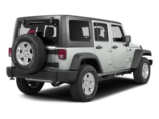 Used 2014 Jeep Wrangler Unlimited in Lexington, KY