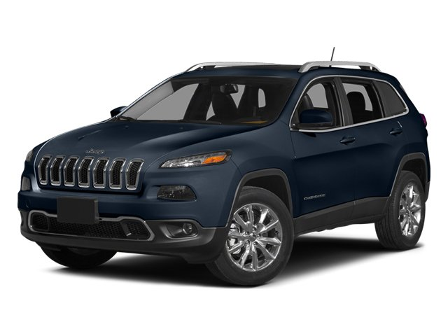 2014 Jeep Cherokee Latitude 4WD 4dr Latitude Regular Unleaded I-4 2.4 L/144 [5]