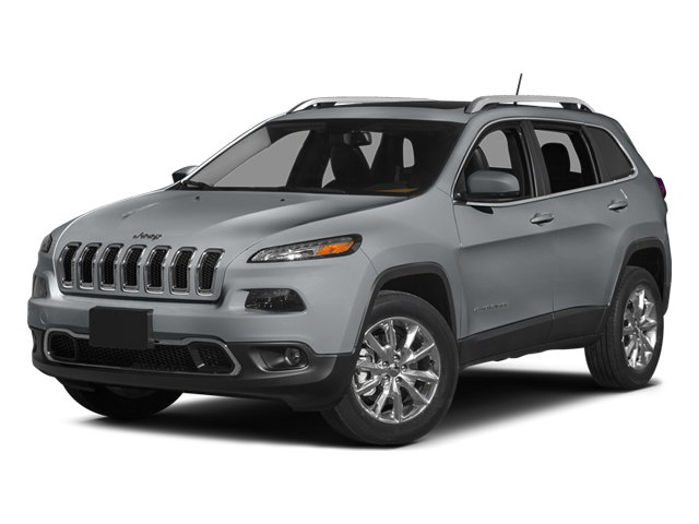 2014 Jeep Cherokee Latitude FWD 4dr Latitude Regular Unleaded I-4 2.4 L/144 [1]