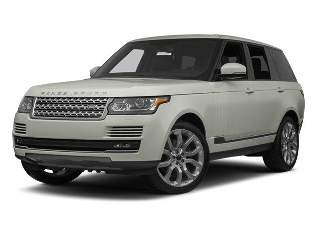2014 Land Rover Range Rover HSE 4WD 4dr HSE Intercooled Supercharger Premium Unleaded V-6 3.0 L/183 [0]
