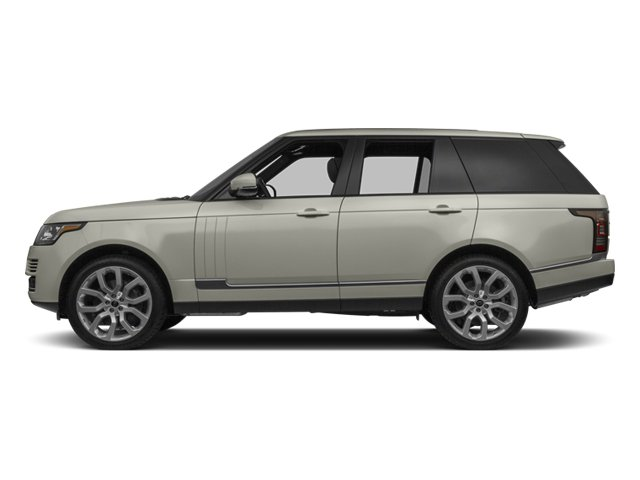 2014 Land Rover Range Rover HSE Supercharged Four Wheel Drive Air Suspension Active Suspension