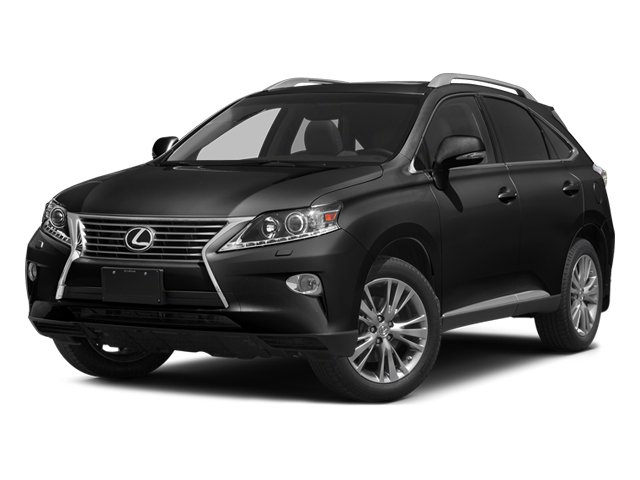 2014 Lexus RX 350 NV PD PA FWD 4dr Regular Unleaded V-6 3.5 L/211 [4]