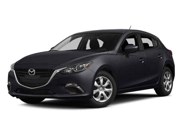 2014 Mazda Mazda3 i Touring 5dr HB Auto i Touring Regular Unleaded I-4 2.0 L/122 [17]