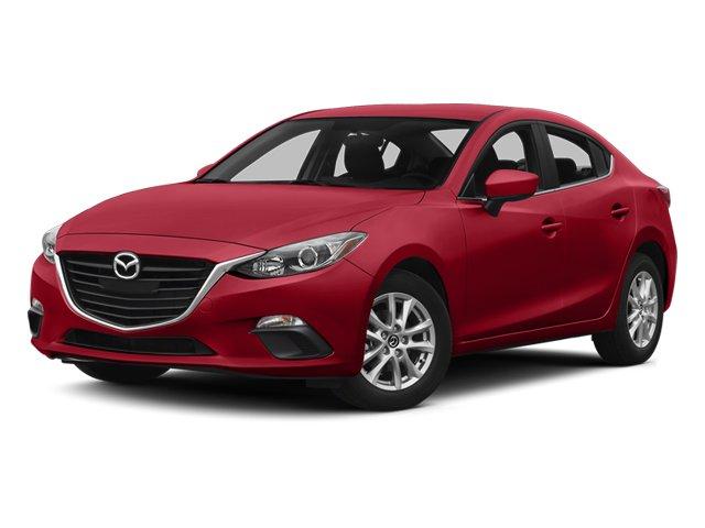 2014 Mazda Mazda3 i SV 4dr Sdn Auto i SV Regular Unleaded I-4 2.0 L/122 [9]