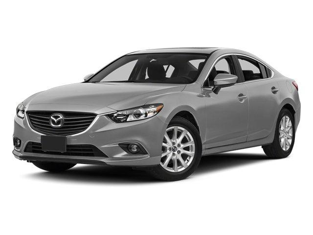 2014 Mazda Mazda6 i Touring 4dr Sdn Man i Touring Regular Unleaded I-4 2.5 L/152 [0]