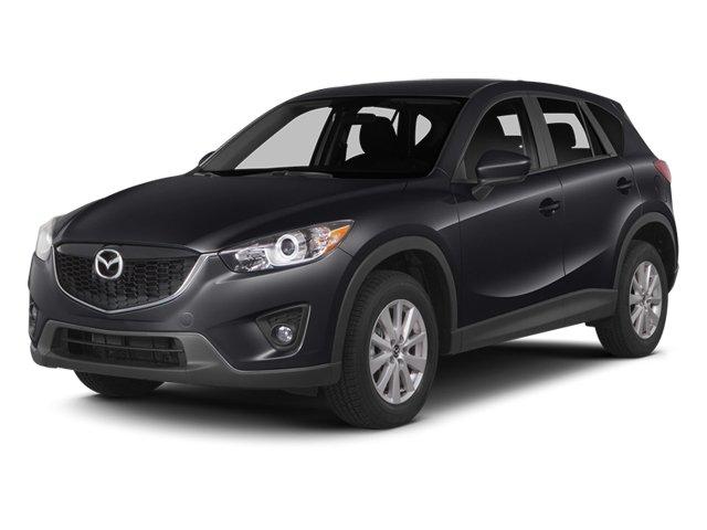 2014 Mazda CX-5 Touring FWD 4dr Auto Touring Regular Unleaded I-4 2.5 L/152 [8]