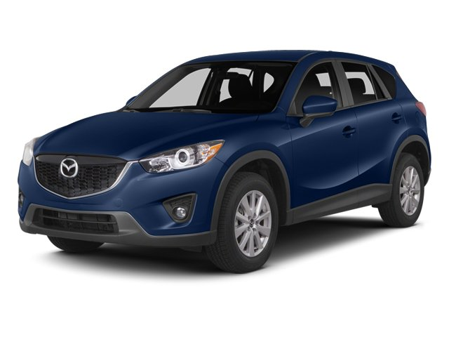 2014 Mazda CX-5 Touring FWD 4dr Auto Touring Regular Unleaded I-4 2.5 L/152 [10]