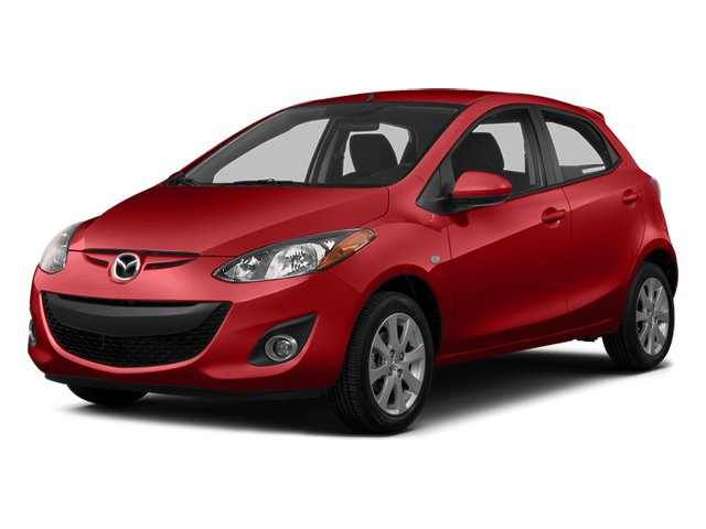 2014 Mazda Mazda2 Sport 4dr HB Auto Sport Regular Unleaded I-4 1.5 L/91 [1]