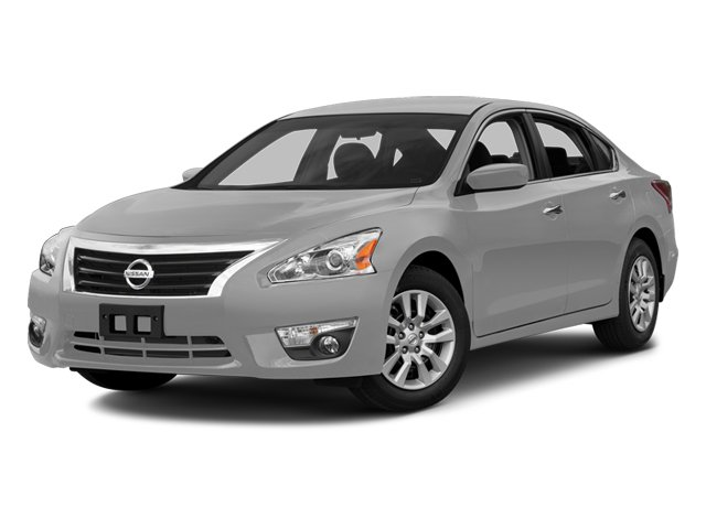 2014 Nissan Altima 2.5 4dr Sdn I4 2.5 Regular Unleaded I-4 2.5 L/152 [7]