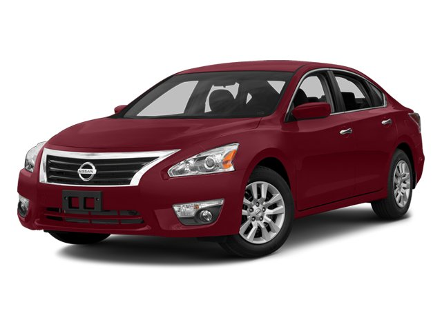 2014 Nissan Altima 2.5 S 4dr Sdn I4 2.5 S Regular Unleaded I-4 2.5 L/152 [0]