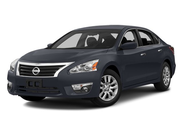 2014 Nissan Altima 2.5 S 4dr Sdn I4 2.5 S Regular Unleaded I-4 2.5 L/152 [2]