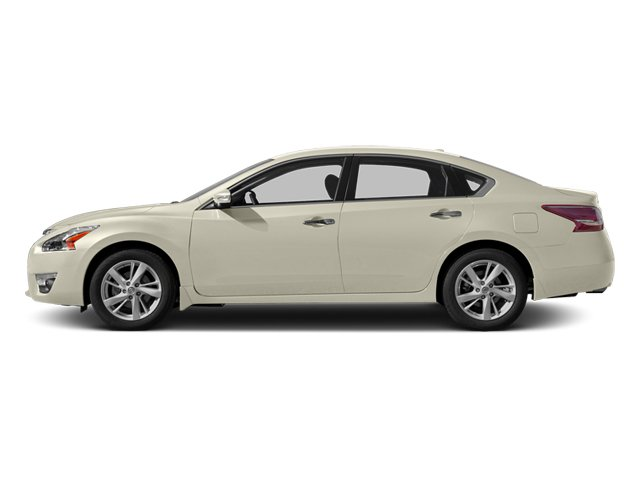 2014 Nissan Altima 35 SL CHARCOAL  LEATHER-APPOINTED SEAT TRIM PEARL WHITE U01 TECHNOLOGY PACK
