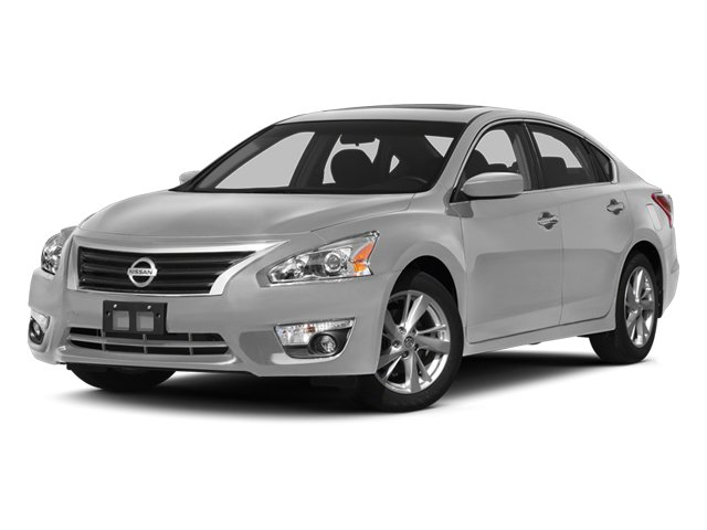 2014 Nissan Altima 2.5 SV 4dr Sdn I4 2.5 SV Regular Unleaded I-4 2.5 L/152 [0]