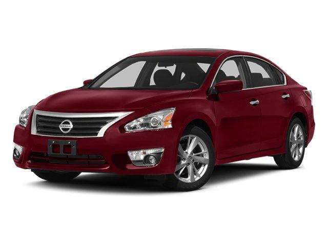 2014 Nissan Altima 2.5 SV 4dr Sdn I4 2.5 SV Regular Unleaded I-4 2.5 L/152 [1]