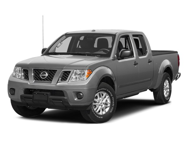 2014 Nissan Frontier SV 2WD Crew Cab SWB Auto SV Regular Unleaded V-6 4.0 L/241 [5]