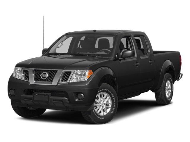 2014 Nissan Frontier SV 4WD Crew Cab LWB Auto SV Regular Unleaded V-6 4.0 L/241 [18]