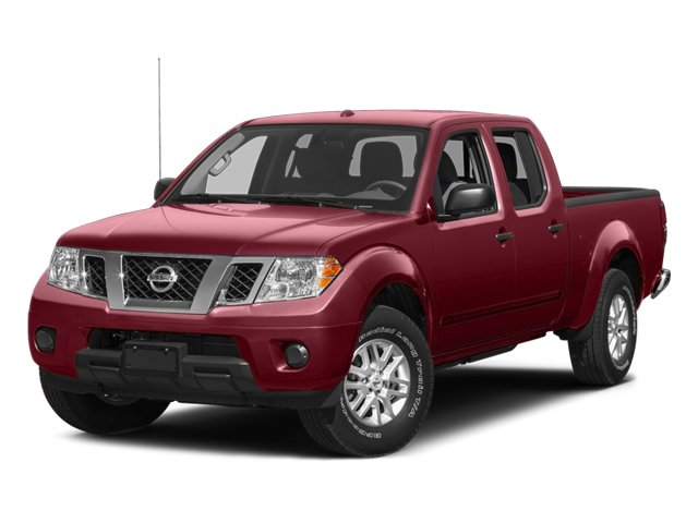 2014 Nissan Frontier SV 4WD Crew Cab SWB Auto SV Regular Unleaded V-6 4.0 L/241 [0]
