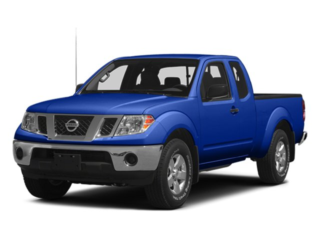 2014 Nissan Frontier SV 2WD King Cab I4 Auto SV Regular Unleaded I-4 2.5 L/146 [4]