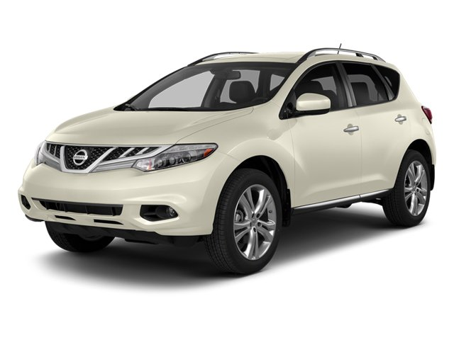 2014 Nissan Murano SL AWD 4dr SL Regular Unleaded V-6 3.5 L/213 [3]