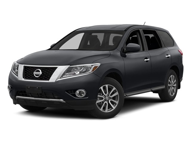 2014 Nissan Pathfinder SV 4WD 4dr SV Regular Unleaded V-6 3.5 L/213 [14]