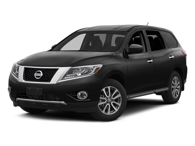 2014 Nissan Pathfinder SV 4WD 4dr SV Regular Unleaded V-6 3.5 L/213 [12]