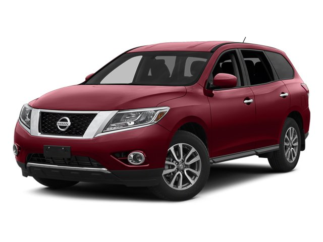 2014 Nissan Pathfinder SV 4WD 4dr SV Regular Unleaded V-6 3.5 L/213 [0]
