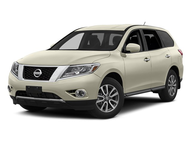 2014 Nissan Pathfinder Platinum 4WD 4dr Platinum Regular Unleaded V-6 3.5 L/213 [0]