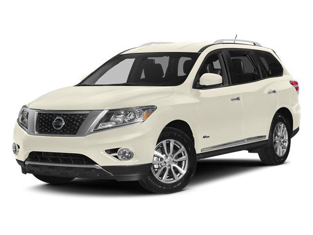 2014 Nissan Pathfinder Platinum Hybrid 4WD 4dr Platinum Hybrid Intercooled Supercharger Gas/Electric I-4 2.5 L/152 [3]
