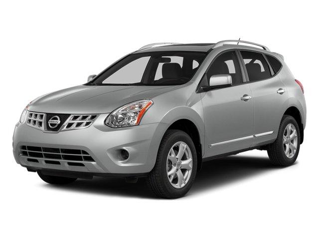 2014 Nissan Rogue Select S AWD 4dr S Regular Unleaded I-4 2.5 L/152 [9]