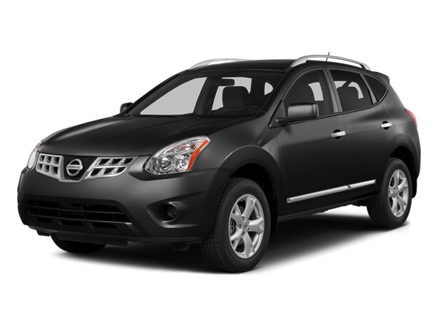 2014 Nissan Rogue Select S AWD 4dr S Regular Unleaded I-4 2.5 L/152 [2]