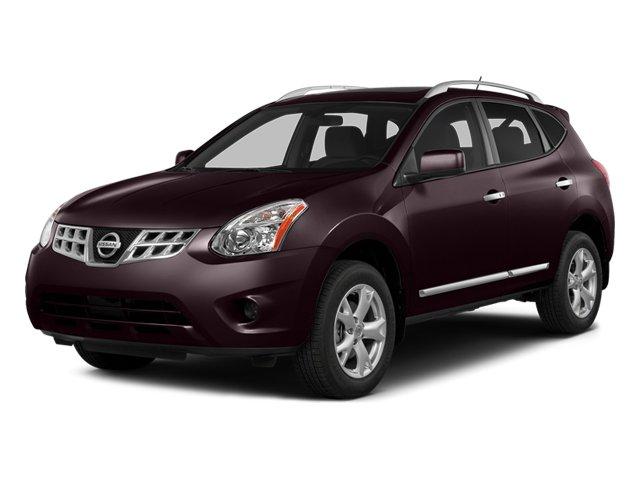 2014 Nissan Rogue Select S