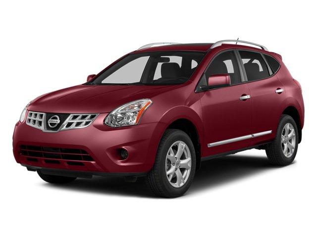 2014 Nissan Rogue Select S FWD 4dr S Regular Unleaded I-4 2.5 L/152 [31]