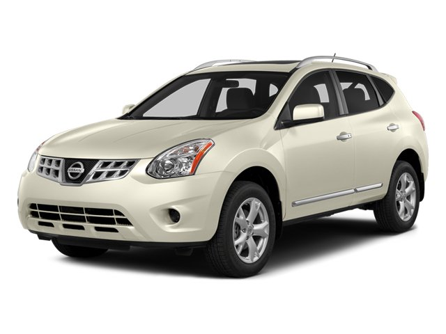 2014 Nissan Rogue Select S AWD 4dr S Regular Unleaded I-4 2.5 L/152 [3]
