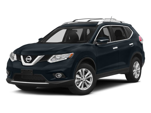 2014 Nissan Rogue SL AWD 4dr SL Regular Unleaded I-4 2.5 L/152 [8]