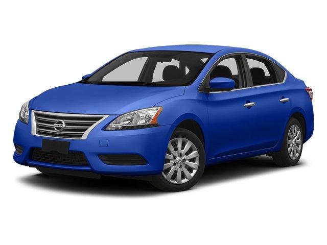 2014 Nissan Sentra SR 4dr Sdn I4 CVT SR Regular Unleaded I-4 1.8 L/110 [0]
