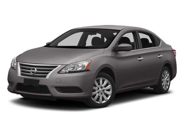 2014 Nissan Sentra SR 4dr Sdn I4 CVT SR Regular Unleaded I-4 1.8 L/110 [0]