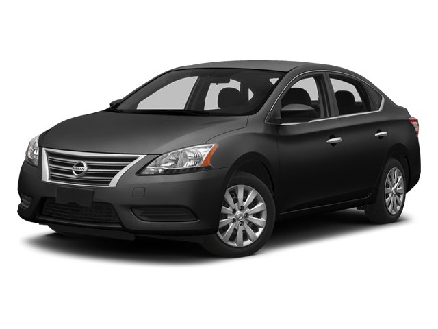 2014 Nissan Sentra SV 4dr Sdn I4 CVT SV Regular Unleaded I-4 1.8 L/110 [1]