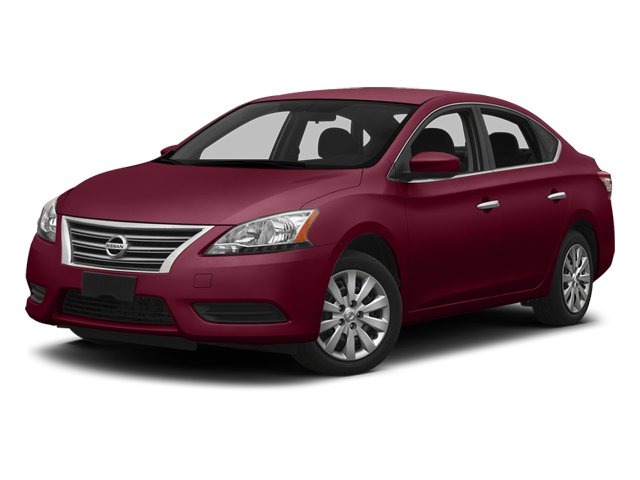 2014 Nissan Sentra SV 4dr Sdn I4 CVT SV Regular Unleaded I-4 1.8 L/110 [11]