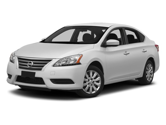 2014 Nissan Sentra S 4dr Sdn I4 CVT S Regular Unleaded I-4 1.8 L/110 [3]