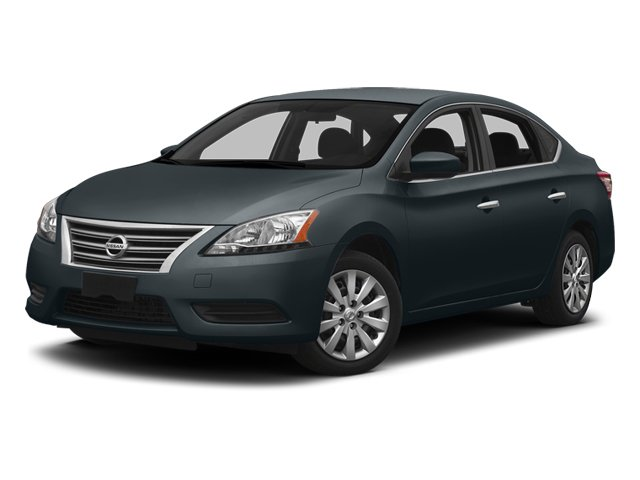 2014 Nissan Sentra SL 4dr Sdn I4 CVT SL Regular Unleaded I-4 1.8 L/110 [0]
